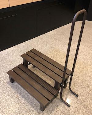 移動式 踏み台